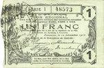 1917-12-12 FRANZÖSISCHE NOTSCHEINE Fourmies (59). Bon Régional des Dép... 8,00 EUR  zzgl. 8,00 EUR Versand