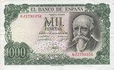 17.9.1971 ANDERE AUSLÄNDISCHE SCHEINE Espagne, billet, 1 000 pesetas 1... 35,00 EUR  zzgl. 7,00 EUR Versand