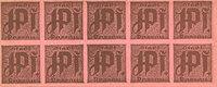 DEUTSCHLAND - NOTGELDSCHEINE (1914-1923) K -Z Passau, Stadt, billets,... 5,00 EUR  zzgl. 7,00 EUR Versand