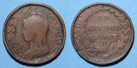 1795-99 FRANZÖSISCHE MODERNE MÜNZEN Directoire (1795-99), UN décime su... 120,00 EUR  zzgl. 7,00 EUR Versand