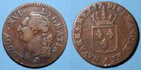 1791 A FRANZÖSISCHE KÖNIGLICHE MÜNZEN Louis XVI (1774-1793). Sol 1791A... 150,00 EUR  zzgl. 7,00 EUR Versand