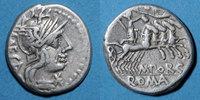 vers 125 av. J-C RÖMISCHE REPUBLIK République romaine. M. Porcius Laec... 100,00 EUR  zzgl. 7,00 EUR Versand