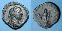 251-252 n. Chr. RÖMISCHE KAISERZEIT Trébonien Galle (251-253). Sesterc... 120,00 EUR  zzgl. 7,00 EUR Versand