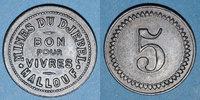ALTE FRANZÖSISCHE KOLONIEN Tunisie, Mines du Djebel-Hallouf, 5 (cmes)... 450,00 EUR  zzgl. 7,00 EUR Versand