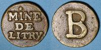 FRANZÖSISCHE NOTMÜNZEN Litry (14). (La Molay-Littry). Mine de Litry. ... 200,00 EUR  zzgl. 7,00 EUR Versand