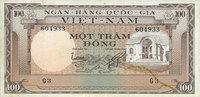 1966 ANDERE AUSLÄNDISCHE SCHEINE Vietnam du Sud. Banque Nationale du V... 8,00 EUR  zzgl. 7,00 EUR Versand