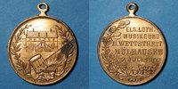 1907 ELSAß Alsace. Mulhouse. 2e concours des sociétés de musique d'Als... 15,00 EUR  zzgl. 7,00 EUR Versand