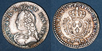 FRENCH ROYAL COINS  1727 BB Belle patine, TTB Louis XV (1715-1774). 1/20... 200,00 EUR