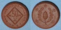 1921 KAISERREICH MÜNZEN Weixdorf (Dresde). Bad Weixdorf-Lausa. 50 pfen... 15,00 EUR  zzgl. 7,00 EUR Versand
