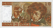 NOTES OF THE BANQUE DE FRANCE   unz- Banque de France. Billet. 10 francs... 15,00 EUR