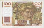 1950-10-12 BANKNOTEN DER BANQUE DE FRANCE Banque de France. Billet. 10... 45,00 EUR  zzgl. 7,00 EUR Versand