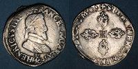 1603 FRANZÖSISCHE KÖNIGLICHE MÜNZEN Henri IV (1589-1610). 1/2 franc 16... 650,00 EUR  zzgl. 8,00 EUR Versand