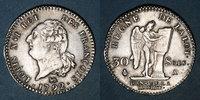 1792 A FRANZÖSISCHE MODERNE MÜNZEN Constitution (1791-1792). 30 sols 1... 275,00 EUR  zzgl. 8,00 EUR Versand