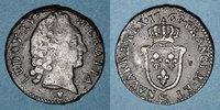 1768 FRANZÖSISCHE KÖNIGLICHE MÜNZEN Louis XV (1715-1774). Sol d'Aix 17... 140,00 EUR  zzgl. 7,00 EUR Versand