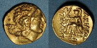 323-281  v. Chr. ANTIKEN GOLD MÜNZEN Royaume de Thrace. Lysimaque (323... 1600,00 EUR  zzgl. 25,00 EUR Versand