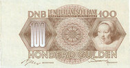 9.7.1947 ANDERE AUSLÄNDISCHE SCHEINE Pays Bas. Billet. 100 gulden 9.7.... 200,00 EUR  zzgl. 7,00 EUR Versand