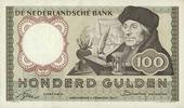 2.2.1953 ANDERE AUSLÄNDISCHE SCHEINE Pays Bas. Billet. 100 gulden 2.2.... 200,00 EUR  zzgl. 7,00 EUR Versand