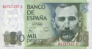 1979-10-23 ANDERE AUSLÄNDISCHE SCHEINE Espagne. Billet. 1 000 pesetas ... 25,00 EUR  zzgl. 7,00 EUR Versand