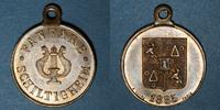 1885 ELSAß Alsace. Schiltigheim. Fanfare. 1885. Médaille laiton. 23 mm... 20,00 EUR  zzgl. 7,00 EUR Versand
