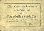 1940 ANDERE AUSLÄNDISCHE SCHEINE Pays Bas. Commune (Gemeente) de Rotte... 150,00 EUR  zzgl. 7,00 EUR Versand