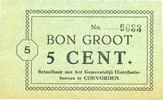 1914 ANDERE AUSLÄNDISCHE SCHEINE Pays Bas. Commune (Gemeente) Coevorde... 300,00 EUR  zzgl. 7,00 EUR Versand