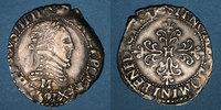 1591 M FRANZÖSISCHE KÖNIGLICHE MÜNZEN Monnayage de la Ligue au nom de ... 250,00 EUR  zzgl. 7,00 EUR Versand