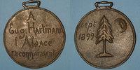 1899 ELSAß Alsace. Eugène Hartmann - Reconnaissance de l'Alsace. 1899.... 250,00 EUR