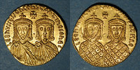 ANTIKEN GOLD MÜNZEN  776-778 n. Chr. vz  /  presque vz Léon IV avec son ... 2000,00 EUR kostenloser Versand