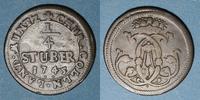 1745 ALTDEUTSCHLAND MÜNZEN Cologne. Clément Auguste de Bavière (1723-6... 20,00 EUR  zzgl. 7,00 EUR Versand