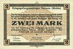 1.2.1916 DEUTSCHLAND - KRIEGSGEFANGENENLAGER (1914-1918) Allemagne. Go... 5,00 EUR  zzgl. 7,00 EUR Versand