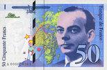 1992 BANKNOTEN DER BANQUE DE FRANCE Banque de France. Billet. 50 franc... 120,00 EUR  zzgl. 7,00 EUR Versand