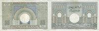 1946-06-18 EHEMALIGE FRANZÖSISCHE KOLONIEN Banque d'Etat du Maroc. Bil... 50,00 EUR  zzgl. 7,00 EUR Versand