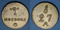 WEIGHTS Portugal. Poids monétaire de la lisbonine ou moidore. Fabrica... 85,00 EUR  plus 7,00 EUR verzending