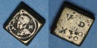 1547-1559 GEWICHTE Henri II 1547-1559). Poids monétaire du double henr... 65,00 EUR  zzgl. 7,00 EUR Versand