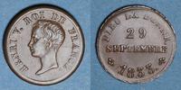 1833 FRANZÖSISCHE MODERNE MÜNZEN Henri V, prétendant (1830-1883). Modu... 30,00 EUR  zzgl. 7,00 EUR Versand