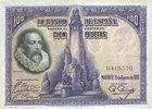 15.8.1928 ANDERE AUSLÄNDISCHE SCHEINE Espagne. Banque d'Espagne. Bille... 5,00 EUR  zzgl. 7,00 EUR Versand