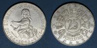 1963 EUROPA Autriche. République. 25 schilling 1963. 'Prince Eugène de... 7,00 EUR  zzgl. 7,00 EUR Versand