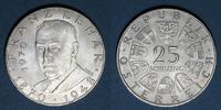 1970 EUROPA Autriche. République. 25 schilling 1970. 'Lehar' ss  /  vz  7,00 EUR  zzgl. 7,00 EUR Versand
