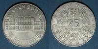 1971 EUROPA Autriche. République. 25 schilling 1971. '200e anniversair... 9,00 EUR  zzgl. 7,00 EUR Versand