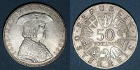 1969 EUROPA Autriche. République. 50 schilling 1969. 'Maximilien I' ss... 14,00 EUR  zzgl. 7,00 EUR Versand