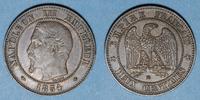 1854 BB FRANZÖSISCHE MODERNE MÜNZEN 2e empire (1852-1870). 2 centimes,... 12,00 EUR  zzgl. 7,00 EUR Versand