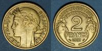 1931 FRANZÖSISCHE MODERNE MÜNZEN 3e république (1870-1940). 2 francs M... 25,00 EUR  zzgl. 7,00 EUR Versand