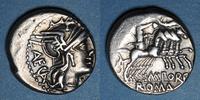 vers 125 av. J-C RÖMISCHE REPUBLIK République romaine. M. Porcius Laec... 60,00 EUR  zzgl. 7,00 EUR Versand