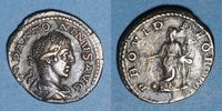 219 RÖMISCHE KAISERZEIT Elagabale (218-222). Denier. Rome, 219. R/: la... 75,00 EUR  zzgl. 7,00 EUR Versand