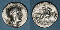 vers 129 av. J-C RÖMISCHE REPUBLIK République romaine. Q. Philippus (v... 180,00 EUR  zzgl. 7,00 EUR Versand