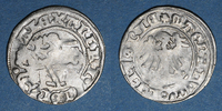 1492-1506 EUROPE Lituanie. Grand Duché. Alexandre Jagellon (1492-1506)... 14,00 EUR  plus 7,00 EUR verzending