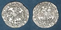 1547 EUROPA Lituanie. Grand Duché. Sigismond III Auguste (1544-1572). ... 115,00 EUR  zzgl. 8,00 EUR Versand