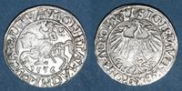 1556 EUROPA Lituanie. Grand Duché. Sigismond III Auguste (1544-1572). ... 40,00 EUR  zzgl. 8,00 EUR Versand