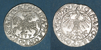 1557 EUROPA Lituanie. Grand Duché. Sigismond III Auguste (1544-1572). ... 55,00 EUR  zzgl. 8,00 EUR Versand