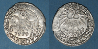 1559 EUROPA Lituanie. Grand Duché. Sigismond III Auguste (1544-1572). ... 28,00 EUR  zzgl. 8,00 EUR Versand